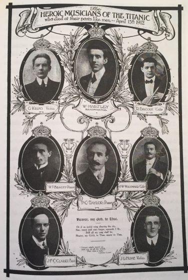 titanic-musicians